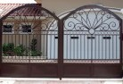 Adavale Wrought iron fencing 2